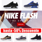 Ofertas NIKE Flash con hasta -50% Descuento ¡Sólo 48 Horas!
