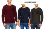 ¡Chollo! Suéter Jack & Jones Jorsapa barato 10€ al -75% Descuento
