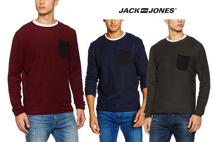 comprar jersey jack & jones jorsapa barato chollos amazon blog de ofertas bdo