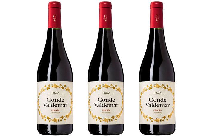 comprar pack 3 botellas vino valdemar rioja crianza baratas chollos amazon blog de ofertas bdo