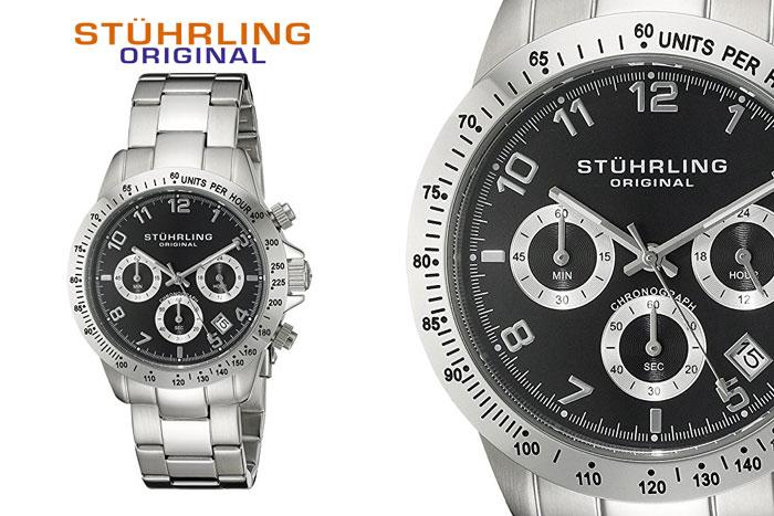 Stuhrling Original Monaco Concorso 665B