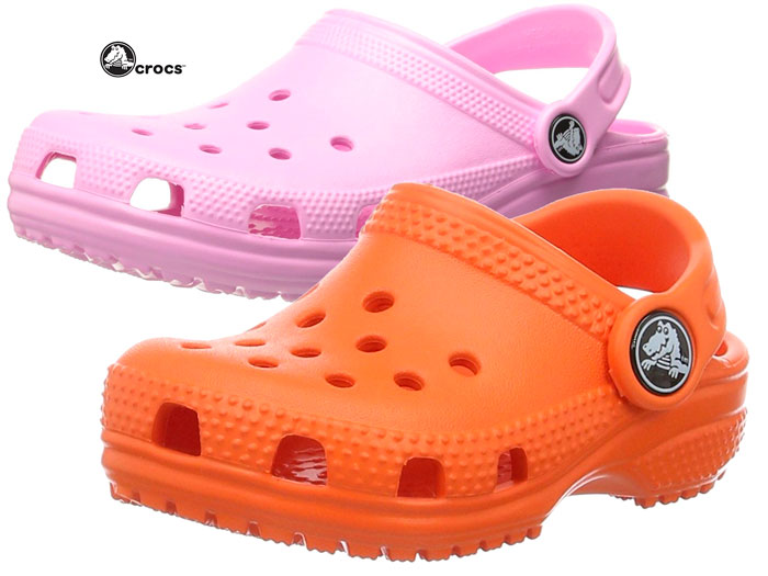 comprar zuecos crocs classic kid baratas chollos amazon blog de ofertas bdo