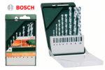 ¡Chollo Flash! Juego 8 Brocas piedra Bosch baratas 5,71€-25% Descuento