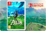 ¡Chollo! Juego Zelda para Nintendo Switch barato 54,90€-22% Descuento
