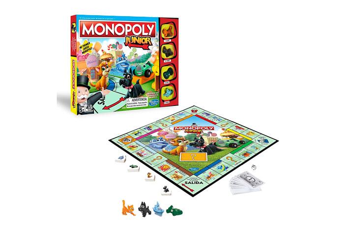 mi primer monopoly junior barato oferta descuento chollo blog de ofertas