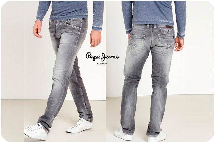 pantalones pepe jeans spike baratos ofertas descuentos chollos bdo