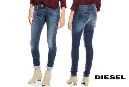 pantalones diesel Skinzee-Low barato oferta descuento chollo blog de ofertas bdo