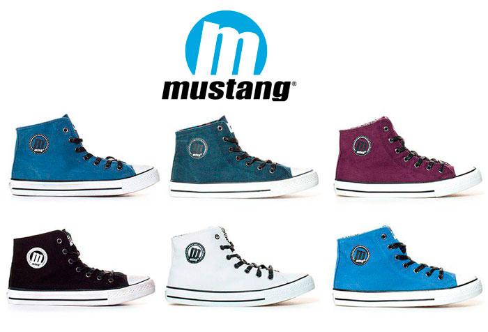 zapatillas mustang trend high baratas chollos amazon blog de ofertas bdo