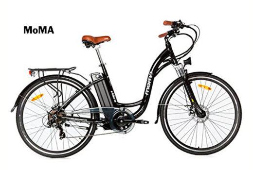 bicicleta eléctrica moma e-bike 28 barata oferta descuento chollo blog de ofertas bdo