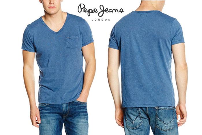 Camiseta Pepe Jeans Studley barata oferta descuento chollo blog de ofertas bdo