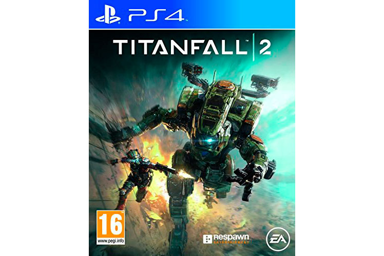Juego PlayStation 4 Titanfall 2 barato oferta descuento chollo blog de oferrtas bdo