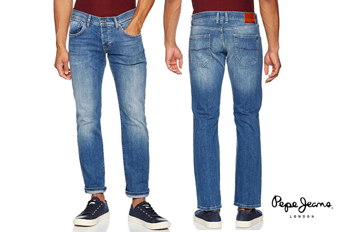 Pantalones Pepe Jeans Dawson baratos ofertas descuentos chollos blog de ofertas bdo
