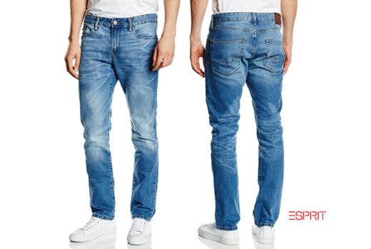 Pantalones vaqueros Esprit baratos ofertas descuentos chollos blog de ofertas bd