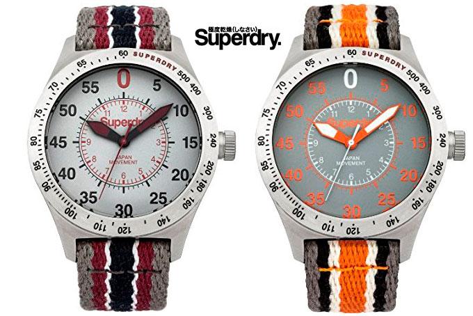 Reloj Superdry SYG131R barato blog de ofertas bdo