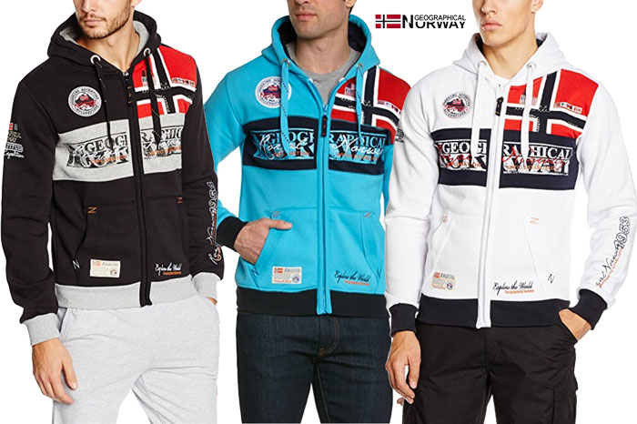 Sudadera Geographical Norway barata oferta descuento chollo blog de ofertas bdo