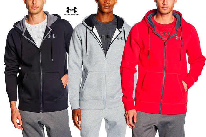 Sudadera under Armour Storm Rival barato oferta descuento chollo blog de ofertas bdo