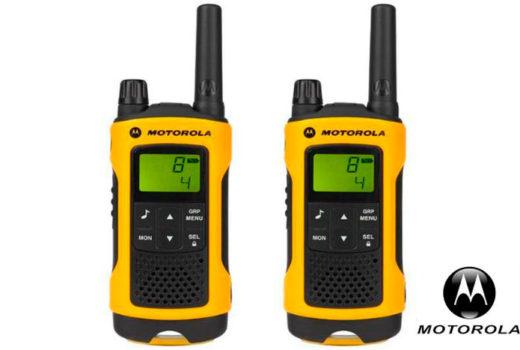walkie-talkie Motorola TLKR T80 barato oferta descuento chollo blog de ofertas