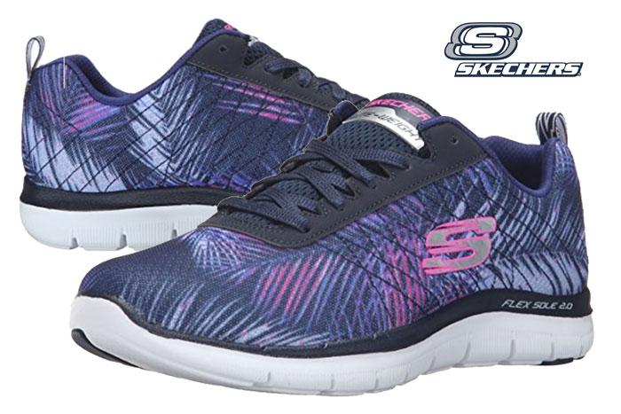 Zapatillas Skechers Flex Appeal baratas ofertas descuentos chollos blog de ofertas bdo
