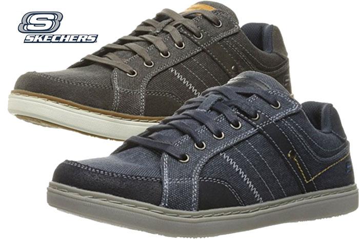 Zapatillas Skechers Lanson-Mesten baratas ofertas descuentos chollos blog de ofertas bdo .