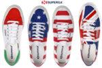 ¡Chollo! Zapatillas Superga Juegos Olímpicos baratas 27,9€ -62% Descuento
