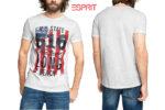 ¡Chollo! Camiseta Esprit barata 9,50€ al 41% Descuento
