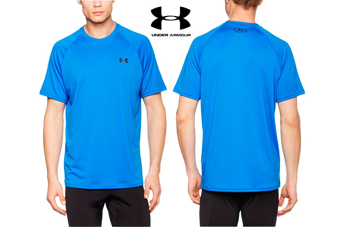 camiseta under armour tech barata chollos amazon blog de ofertas bdo