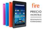 ¡Chollo! Tablet Fire barata 44,99€ al -25% Descuento
