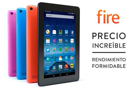 tablet fire barata chollos amazon blog de ofertas bdo