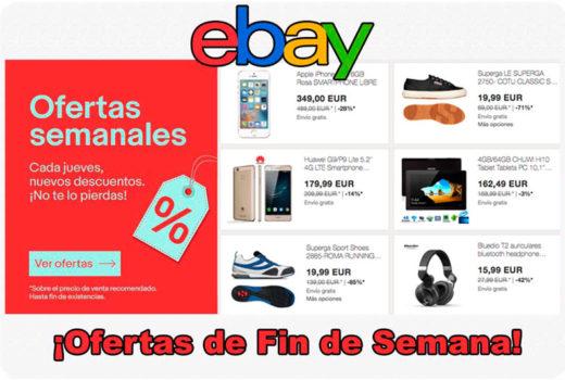 chollos ofertas seamanas ebay rebajas blog de ofertas bdo