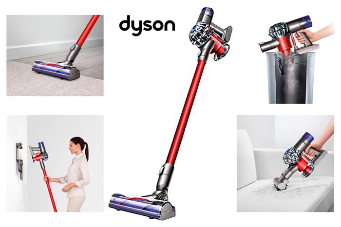 Chollo aspiradora dyson v6 total clean barata 399 27 - Comprar aspiradora dyson ...