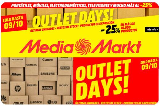 comprar outlet days mediamarkt chollos rebajas blog de ofertas bdo