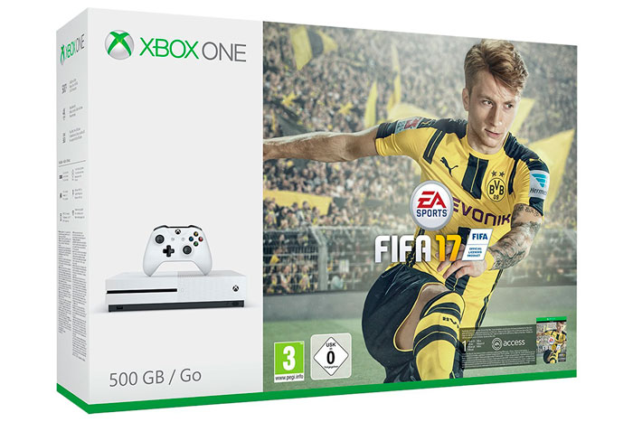 consola xbox one s fifa 17 barata chollos amazon blog de ofertas bdo