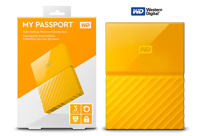disco duro 3tb WD My Passport barato oferta descuento chollo blog de ofertas bdo