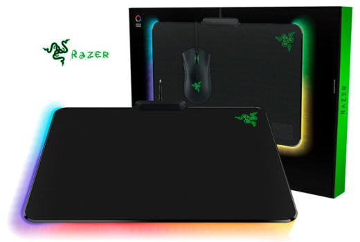donde comprar alfombrilla gaming razer firefly cloth edition barata chollos amazon blog de ofertas bdo