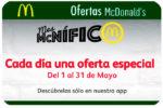 Ofertas McDonalds Mayo 2017 + Código ORO ¡Todos los Descuentos!