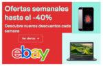 Ofertas Semanales eBay con hasta -40% Descuento ¡Corred!
