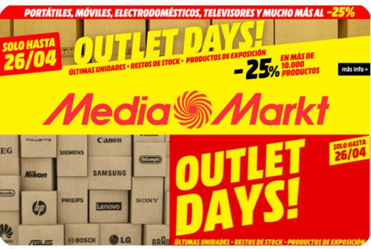 outlet days mediamarkt chollos rebajas blog de ofertas bdo