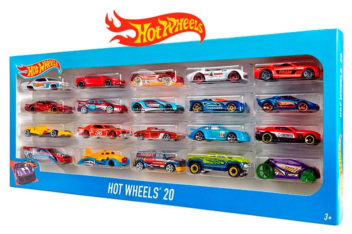 pack 20 coches hot wheels baratos chollos amazon blog de ofertas bdo