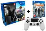 ¡Oferta Loca! Pack PS4 1TB + 3 Juegos + Mando adicional por 299€