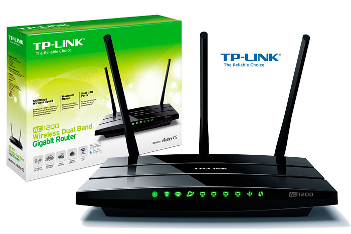 router tp-link archer c5 ac1200 barato chollos amazon blog de ofertas bdo