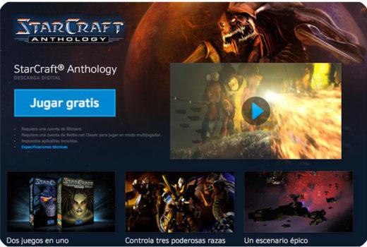 starcraft anthology gratis chollos blizzard blog de ofertas bdo