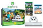 ¡Chollazo! Consola Xbox One S + Minecraft barata 186€-38% Descuento