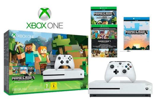 consola xbox one s minecraft barata chollos amazon blog de ofertas bdo