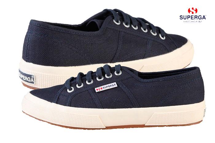 zapatillas Superga azul marino baratas ofertas descuentos chollos blog de ofertas bd