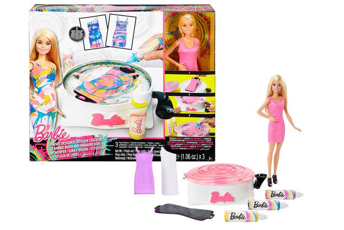 barbie gira y diseña barata oferta descuento chollo blog de ofertas bdo
