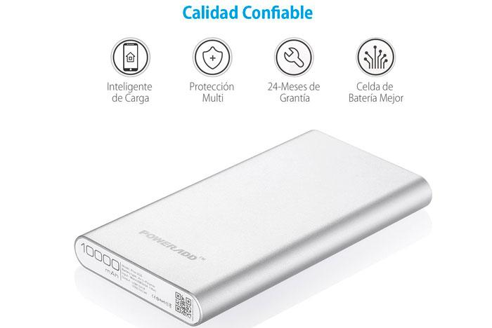 Batería externa Poweradd Pilot 2Gs barata oferta descuento chollo blog de ofertas bdo .jpg