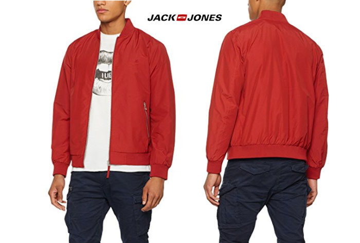 Bomber Jack Jones Jorpacific barata oferta descuento chollo blog de ofertas bdo