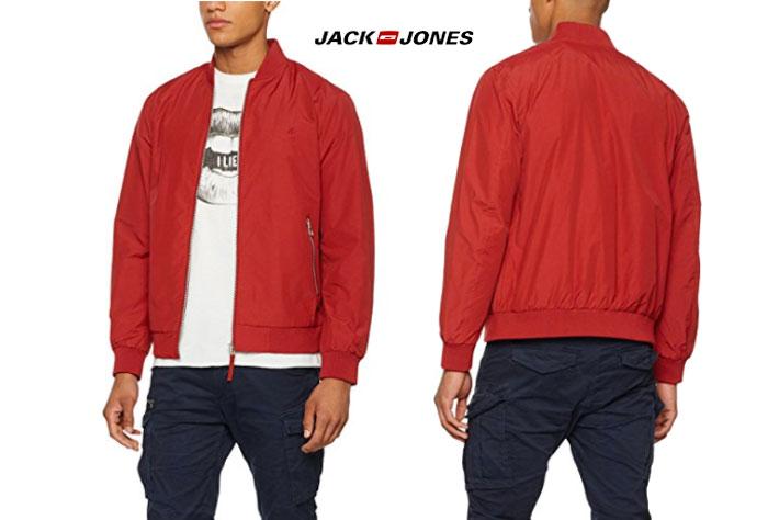 Bomber Jack Jones Jorpacific barata oferta descuento chollo blog de ofertas bdo