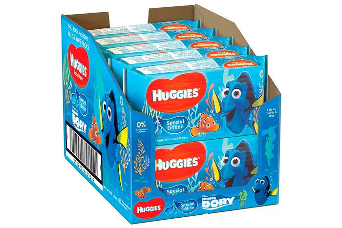 Pack 10 toallitas Huggies especial Disney baratas ofertas descuentos chollos blog de ofertas bdo .
