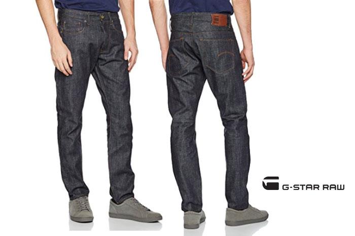 Pantalones G-Star Raw 3301 baratos oferta desucento chollo blog de ofertas bdo .jpg